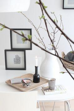Home interior design design and decoration Beautiful Interior Design, Beautiful Interiors, Modern Interior Design, Interior Styling, White Interiors, Nordic Interior, Modern House Design, Home Design, Design Ideas