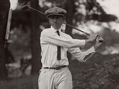 The Good Old Days... ⛳ USGA U.S. Open at Merion 2013 Johnny  McDermott was the First American to Win a U.S. Open (1911), ...⛳