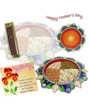Are confused about mother's day gifts? Yes, then you can take help of online shopping stores to pick the right mothers day gifts for your mom. This day gives us the perfect opportunity to express your care and respect for your mother. Mothers day dry fruits is best healthy gifts for your mom. There are several online websites, which offer great discounts on dry fruits gifts Infibeam.com offers amazing discount offers on mothers day dry fruits box, basket, thali & potli.