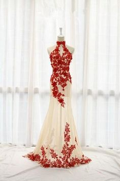 New Arrival Mermaid Appliques Charming Real Made Prom Dresses,Evening Gowns,Evening Dress,BG43