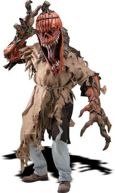 Bad Seed Creature Reacher Adult Mens Costume Haunted House Prop Adult NEW