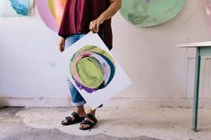 UO Studio Visits: Xochi Solis - Urban Outfitters - Blog