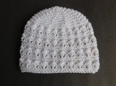 Ailsa baby hat