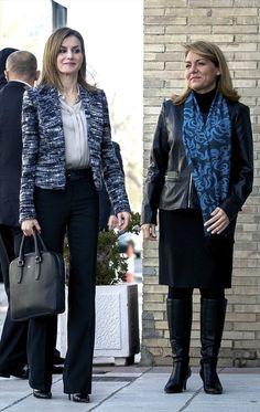 Foro Hispanico de Opiniones sobre la Realeza: La Reina Letizia preside la reunión del Patronato de la Fundación UNICEF Comité Español. 16/3/2015