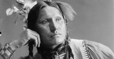 Portraits of the Native American performers who toured the world with 'Buffalo Bill's Wild West' show in 1898.