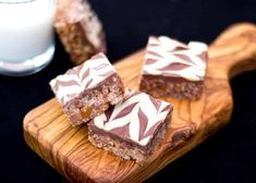 Mars Bar Slice - KitchenMason - Easy Step by Step Picture Recipes