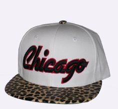 Chicago Leopard Print Velcro Strap Back Hat Cap Bulls Colorway Rob's Tees,http://www.amazon.com/dp/B00ETM4S7Q/ref=cm_sw_r_pi_dp_Mdeotb0ZM31REFKT