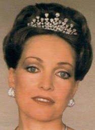 Tiara Mania: Diamond Tiara worn by Diane, Duchess of Wurttemberg