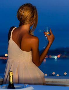 Champagne on the Côte d'Azur #KSadventure #KendraScott