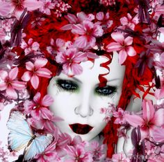 """""""Madame Butterfly"""" by Shanina Conway"""