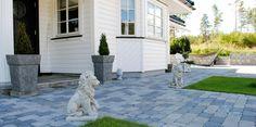 hage inspirasjon - Google-søk Patio, Outdoor Decor, Home Decor, Terrace, Interior Design, Home Interior Design, Home Decoration, Decoration Home, Interior Decorating