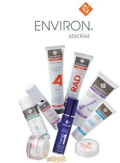 Environ skin products http://pinterest.com/toscahairbeauty/ www.toscasalon.com  https://www.facebook.com/ToscaHairAndBeauty#!/ToscaHairAndBeauty