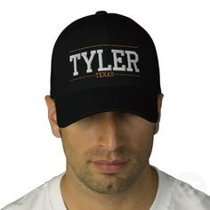 Tyler Texas USA Embroidered Hats