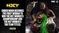 Fox Facts, Nxt Women's Championship, Who Runs The World, Moon, The Moon