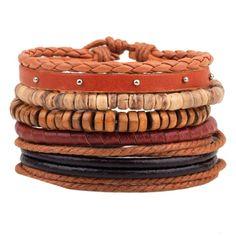 Retro Stackable Bracelet Set [19 Variations]