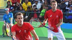 Daniel Nestor, Vasek Pospisil to play for Olympic tennis bronze