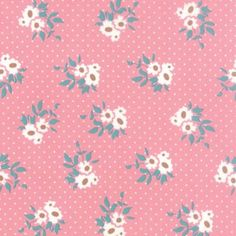 Moda Fabrics MKS2891-16 Kindred Spirits Rose by Bunny Hill Designs // Moda at Juberry Fabric