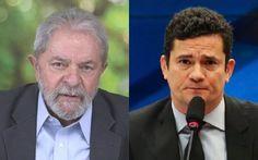 Lula pede transmissão ao vivo de seu depoimento a Sérgio Moro