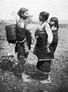 vietnamese women | Vietnamese Women c1935 from the NSDK Photo Library