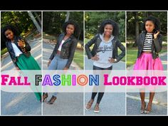 Fall Fashion Lookbook: Four Ways to Wear a Moto Jacket #fashion #style #ootd