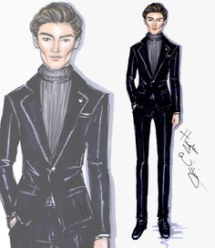 Best of Brit Style: Oliver Cheshire by Hayden Williams
