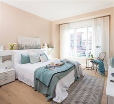 What Everybody Dislikes About Relaxing Master Bedroom Decorating Ideas and Why Paint Painting the bedroom can be among the least expensive and most dr. Bedroom Paint Colors, Bedroom Color Schemes, Room Decor Bedroom, Bedroom Sets, Relaxing Master Bedroom, Interior Design Living Room Warm, New Room, Room Inspiration, Furniture