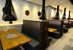 korean restaurant interior design - Google Search