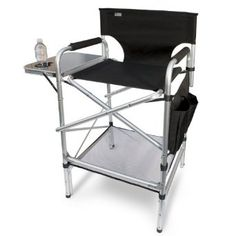 Amazon.com: Earth Executive VIP Tall Directors Chair: Sports & Outdoors -- See more cool ideas for your classroom at http://pinterest.com/josephknable/the-dojo-language-arts-fun-is-not-an-oxymoron/