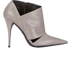Cutout Carolyn Ankle Boots