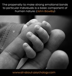 Wonderful quote by John Bowlby, the eminent psychologist who along with Mary Ainsworth developed Attachment Theory. Image by Chiceaux Lynch Newborn Pictures, Baby Pictures, Baby Photos, Cute Pictures, Attachment Theory, Preparing For Baby, Wonder Quotes, Attachment Parenting, Cute Photos