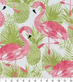 PKL Studio Outdoor Fabric Tiki Dance Tropics,