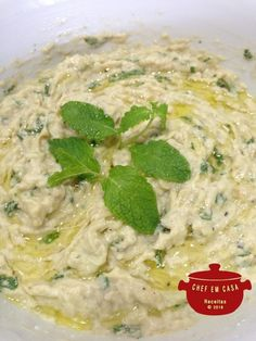 Antipasto, Baba Ganoush, Arabian Food, Eastern Cuisine, Caramel Apples, Finger Foods, Risotto, Vegan Recipes, Food And Drink