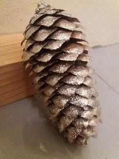 glitter cone