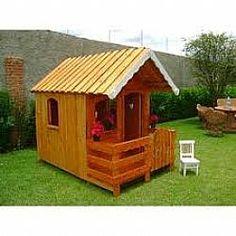 Casinha de madeira / Casa de Boneca / Casa na arvore