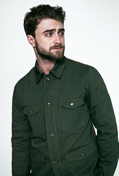 Daniel Radcliffe photographed by Robert Wunsch for GQ Style Brazil More from my siteDaniel Radcliffe Covers Esquire Middle East, Talks 'Jungle' Trendy Memes Harry Potter Daniel Fatos fascinantes sobre Daniel Radcliffe Saga Harry Potter, Harry Potter Actors, James Potter, Daniel Radcliffe Harry Potter, Tyler Posey, Gq Style, Cute Actors, Drarry, Celebrity Crush