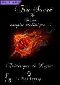 """Chronique de """"Siana, Vampire Alchimique"""" Tome 4 Chez Mes lectures et moi.  http://meslecturesetmoi.wordpress.com/2013/09/27/siana-vampire-alchimique-t4-feu-sacre-frederique-de-keyser-2eme-avis/"""