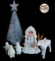 Playmobil - Winterfairy - My Deear Playmobil Toys, Play Mobile, Santa List, Toy Boxes, Girl Dolls, Aurora, American Girl, Fun Stuff, Christmas Ornaments