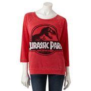 Freeze Jurassic Park Burnout Tee - Juniors