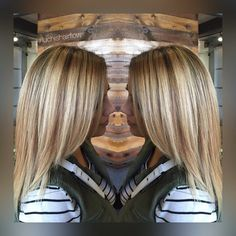 Its taken a couple of sessions to get to this Blonde we have always used #olaplex she uses all @unite_hair products we have also protected the hair and made it smooth and easy to manage with #brazilianblowout #bbfrizzfree ... So basically what imm getting at is if you follow the right steps take of your hair get the haircut you need like my fabulous client did-- then.. You can have the hair you want.. look and feel good. #healthyhair #blondehair #balayage #balayagespecialist #ombre…