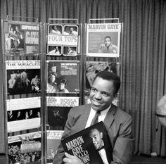 Berry Gordy... Mr. Motown