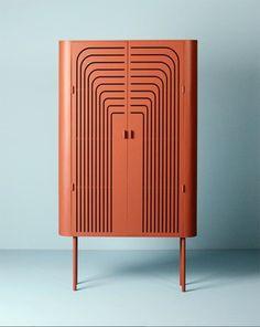 Resin Patio Furniture, Retro Furniture, Cabinet Furniture, Custom Furniture, Kitchen Furniture, Contemporary Furniture, Cool Furniture, Furniture Design, Studio Furniture