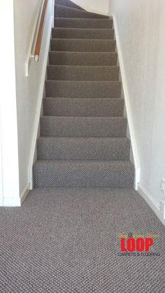 Dark Carpet Bedroom - Carpet For Living Room Floors - - Red Carpet Aesthetic Grey Stair Carpet, Carpet Staircase, Basement Carpet, Dark Carpet, Beige Carpet, Modern Carpet, Carpet For Stairs, Basement Stairs, Bedroom Carpet