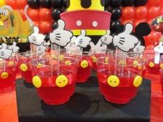 Mickey Mouse Theme Party, Mickey Mouse Birthday Decorations, Mickey 1st Birthdays, Fiesta Mickey Mouse, Mickey Mouse First Birthday, Mickey Mouse Clubhouse Birthday Party, Elmo Party, Elmo Birthday, Dinosaur Party