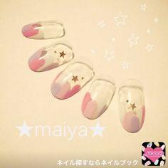 ☆maiya☆さんのソフトジェル,ピンク,春ネイル♪[844782] | ネイルブック