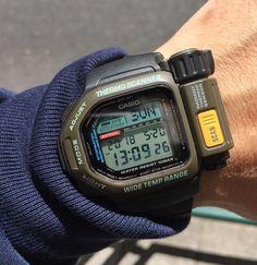 Casio Vintage Watch, Casio Watch, Affordable Watches, Expensive Watches, Retro Watches, Vintage Watches, Best Watches For Men, Cool Watches, Casio Digital