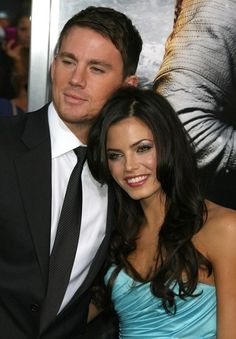Channing Tatum Photo - 'G.I. Joe: The Rise Of Cobra' Los Angeles Premiere My favorite celebrity couple they are so cute together