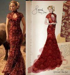 Nicole Kidman in Australia, costume design by Catherine Martin