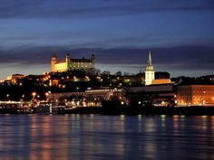 Bratislava, Slovakia. The city is beautiful and the people are wonderful.