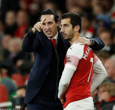 Arsenal 1 Wolves Henrikh Mkhitaryan spares Gunners' blushes late on to make it 16 unbeaten Arsenal Kit, Danny Welbeck, Hector Bellerin, Pierre Emerick, Premier League Matches, Football Match, North London, Goalkeeper, Victorious