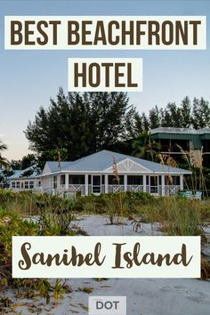 Find out what makes the Island Inn the best of the best when it comes to Sanibel Island beachfront hotel. This family friendly resort may be. Places In Florida, Florida Vacation, Florida Travel, Florida Beaches, Vacation Spots, Vacation Ideas, Beach Travel, Clearwater Florida, Sarasota Florida